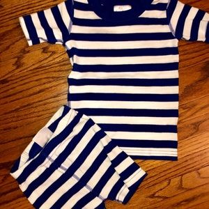 Hanna Andersson Pajama Set Size 90